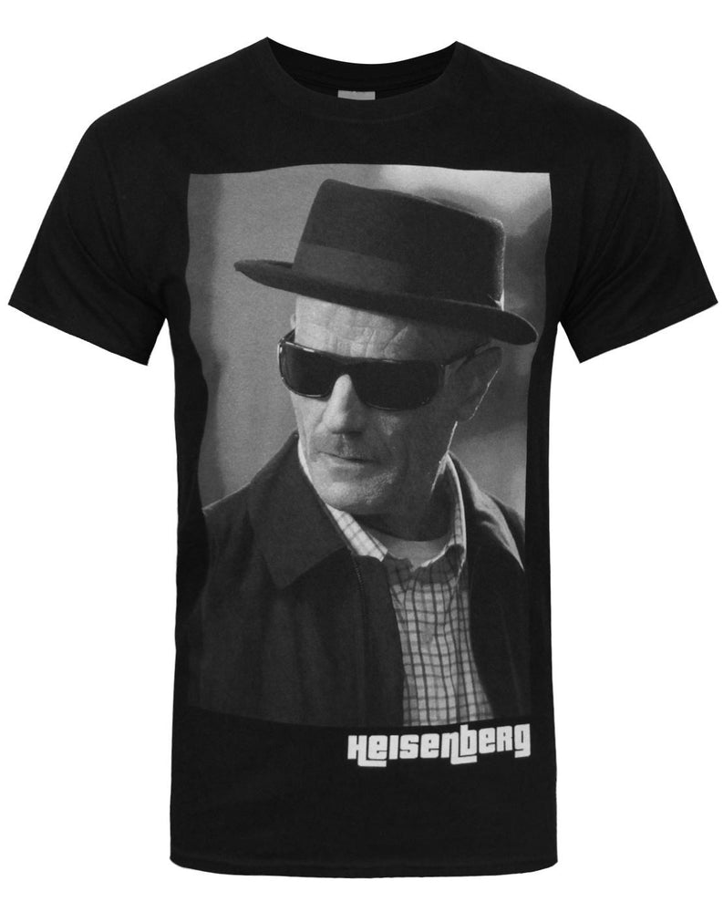 Breaking Bad Heisenberg Photo Men's T-Shirt