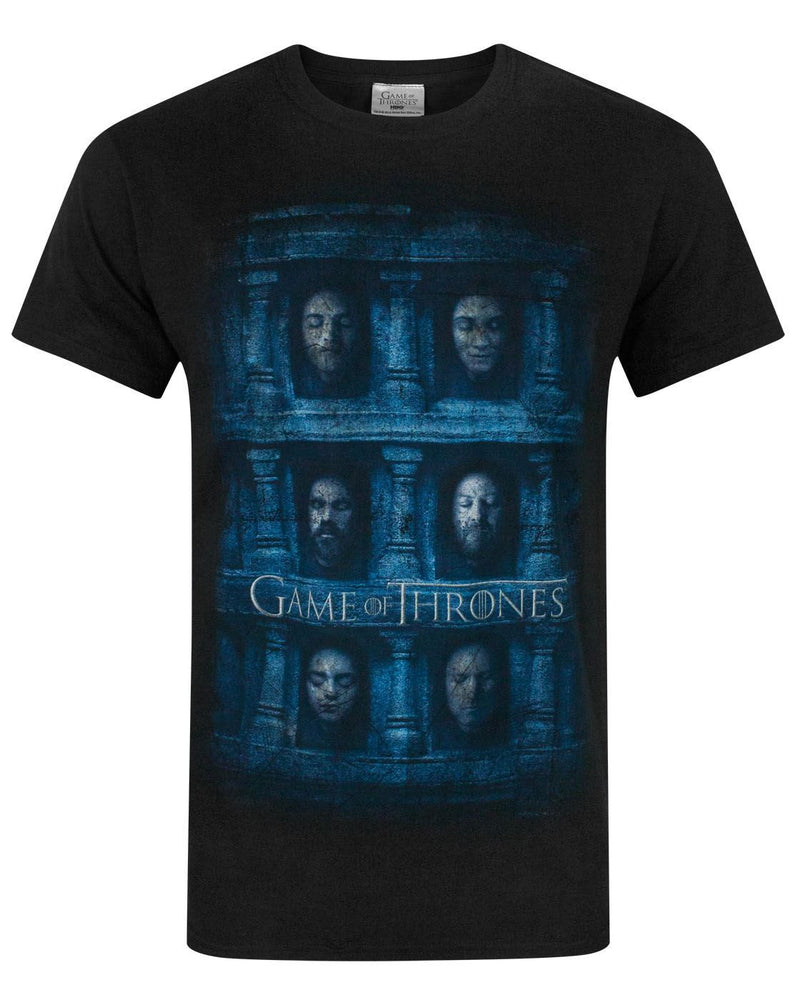 Game Of Thrones Hall Of Faces Men's T-Shirt