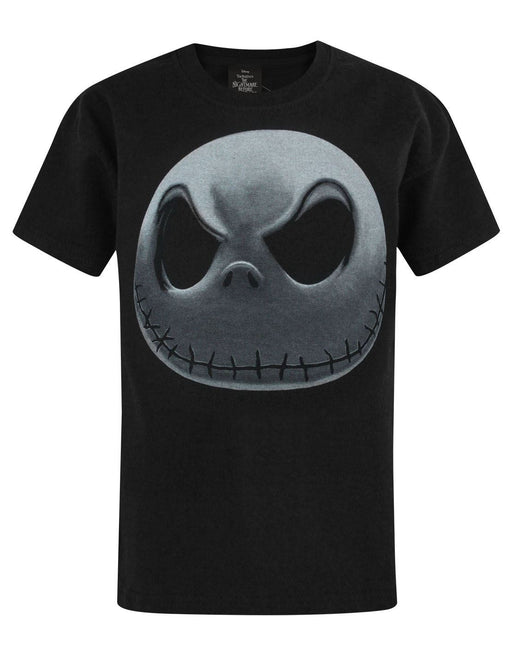 Nightmare Before Christmas Jack Skellington Boy's T-Shirt