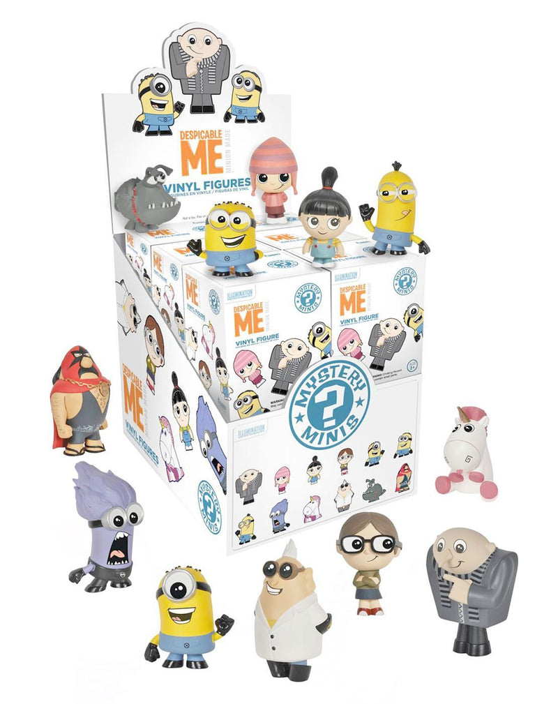 Funko Despicable Me Mystery Minis Figure