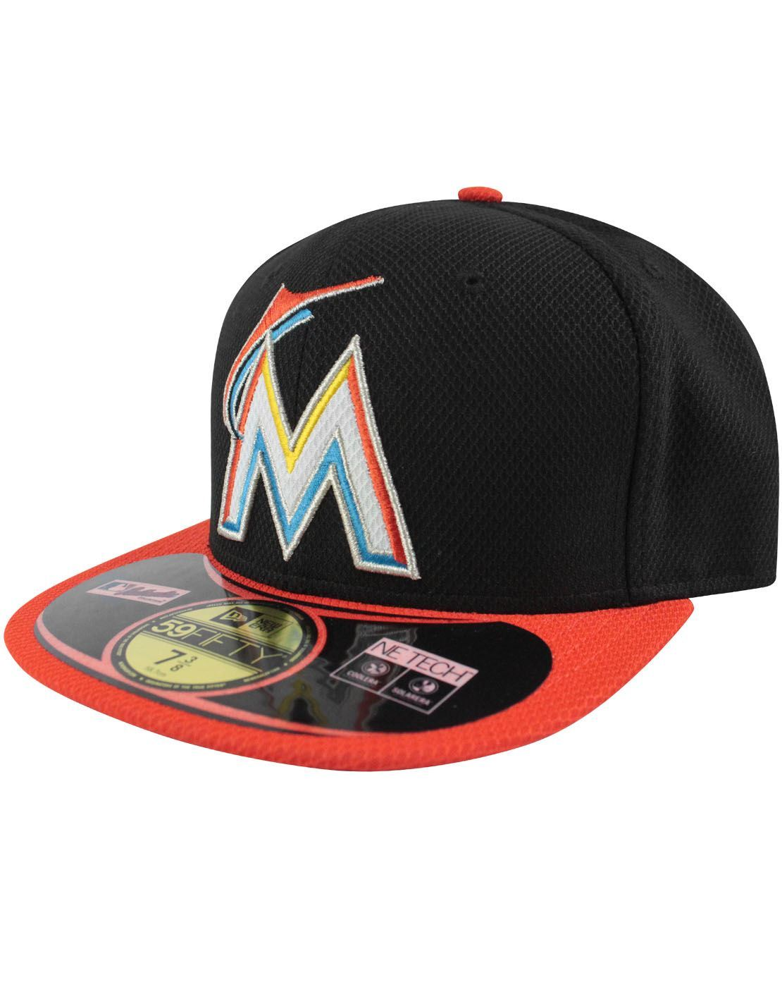 New Era 59Fifty MLB Miami Marlins Cap – Vanilla Underground 09b082bab74c