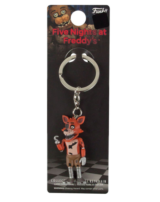 Funko Five Nights At Freddy's Foxy Keychain