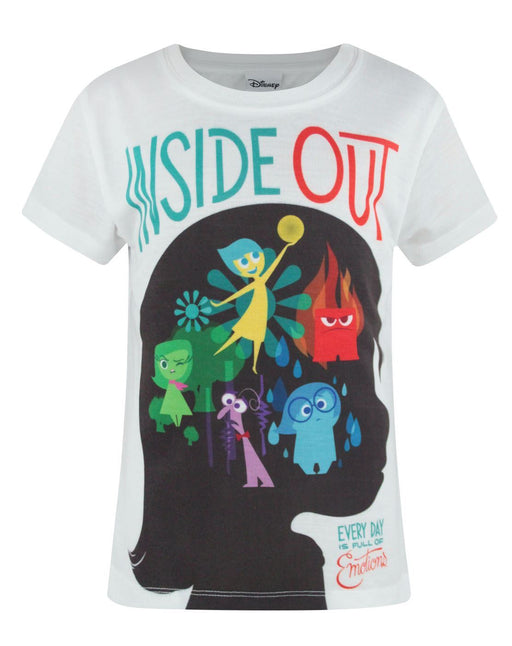 Inside Out Sublimation Girl's T-Shirt