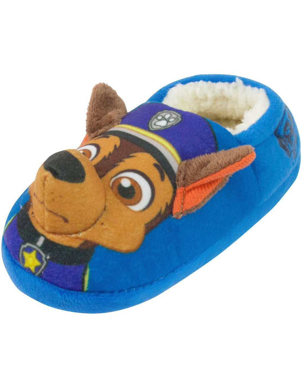 Paw Patrol Chase Boy's 3D Slippers