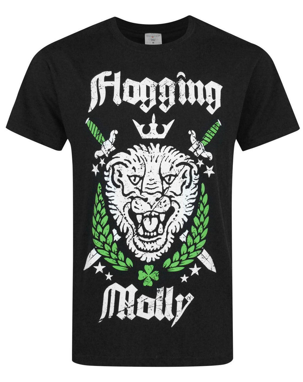 Flogging Molly Lion Men's T-Shirt