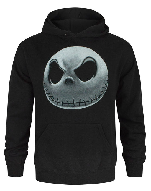 Nightmare Before Christmas Jack Skellington Men's Hoodie