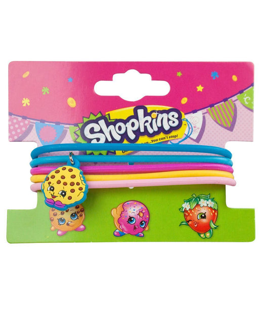 Shopkins Kooky Cookie Jelly Bracelets Set