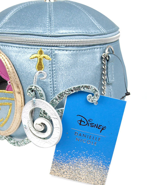 Danielle Nicole Disney Cinderella Coach Carriage Bag