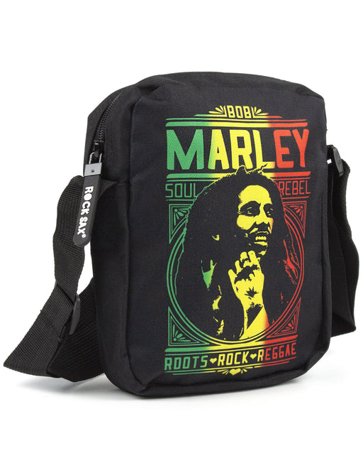 Rock Sax Bob Marley Roots Rock Crossbody bag