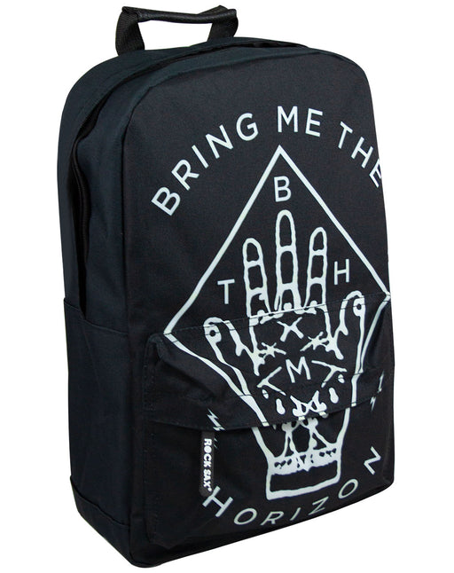 Rock Sax Bring Me The Horizon Hand Backpack