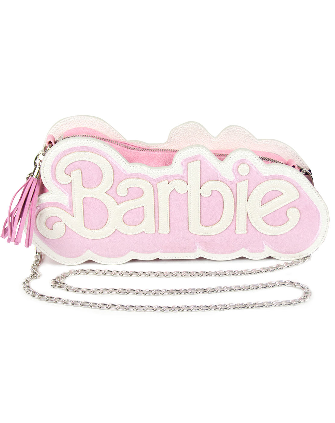 541e2a02ab7f Barbie Logo Cross Body Bag – Vanilla Underground