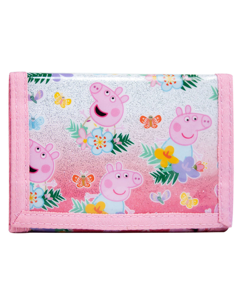 Peppa Pig All Over Print Wallet