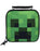 Minecraft Creeper Face Kids/Boys Lunch Box School Food Container Children's Bag