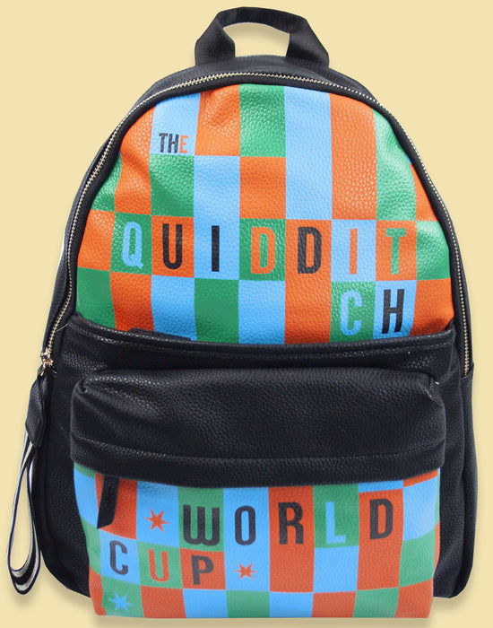 Danielle Nicole Harry Potter Quidditch World Cup Backpack