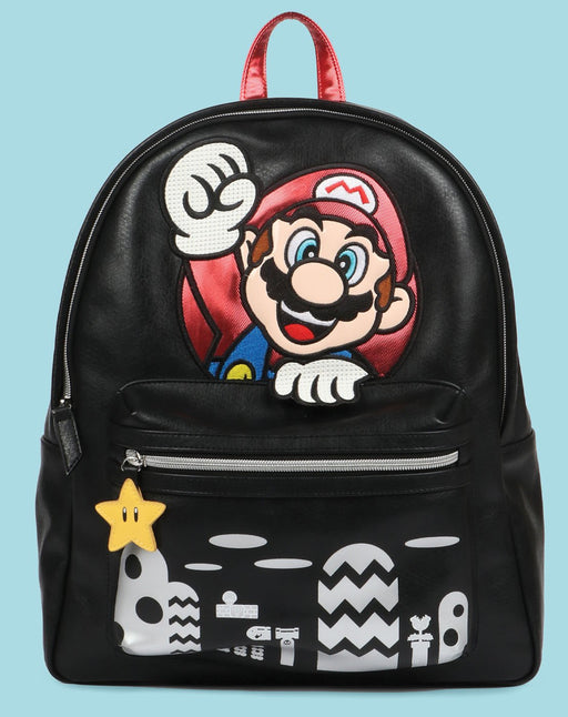 Danielle Nicole Nintendo Super Mario Backpack