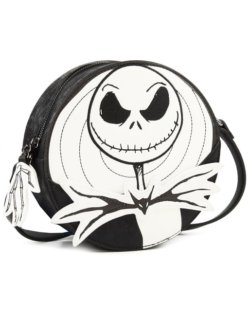 Danielle Nicole Disney The Nightmare Before Christmas Jack Skellington Crossbody Bag