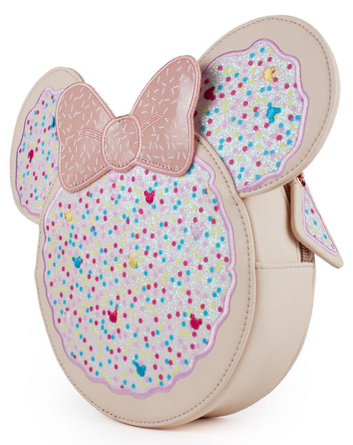 Danielle Nicole Minnie Mouse Fairy Cake Crossbody Bag