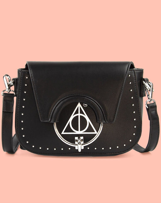 Danielle Nicole Harry Potter Deathly Hallows Crossbody Bag