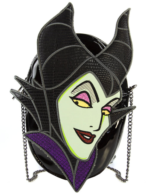 Danielle Nicole Maleficent Diecut Crossbody Bag