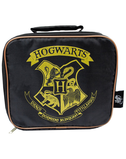 Shop Harry Potter Hogwarts Crest Insulated School Lunch Box Bag