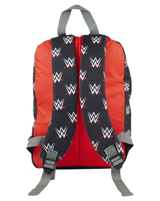 WWE Wrestling All Over Print Backpack (One Size)