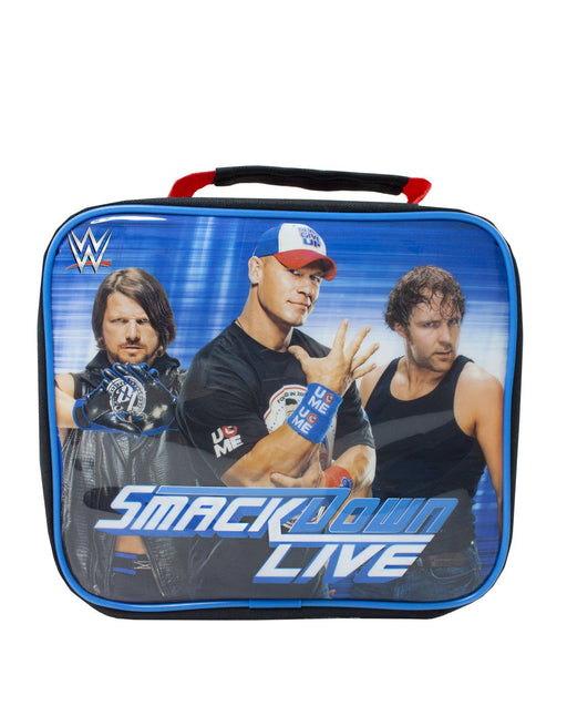 WWE Double Sided Children's Lunch Box Bag