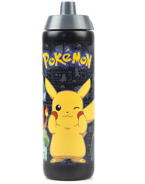 Pokemon Pikachu and Characters 724ml Water Bottle