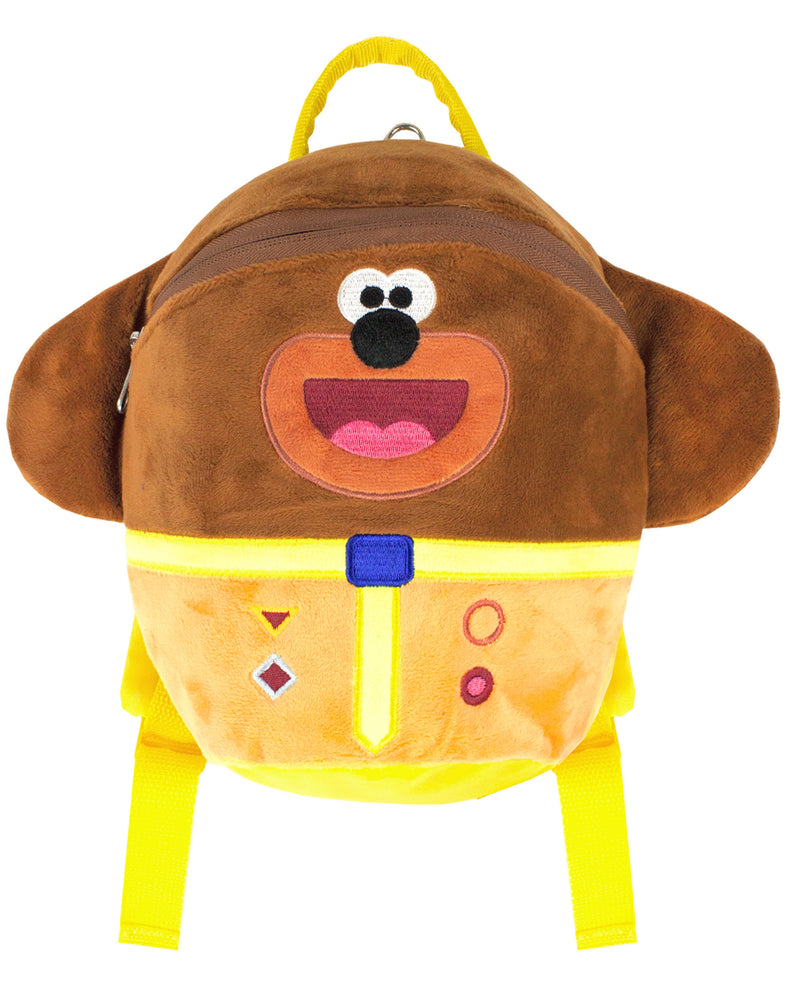 Hey Duggee Happy Dog 3D Childrens School Reins Backpack