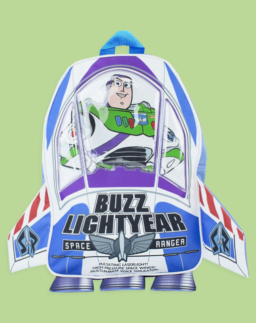Toy Story Buzz Lightyear Box Novelty 3D Backpack