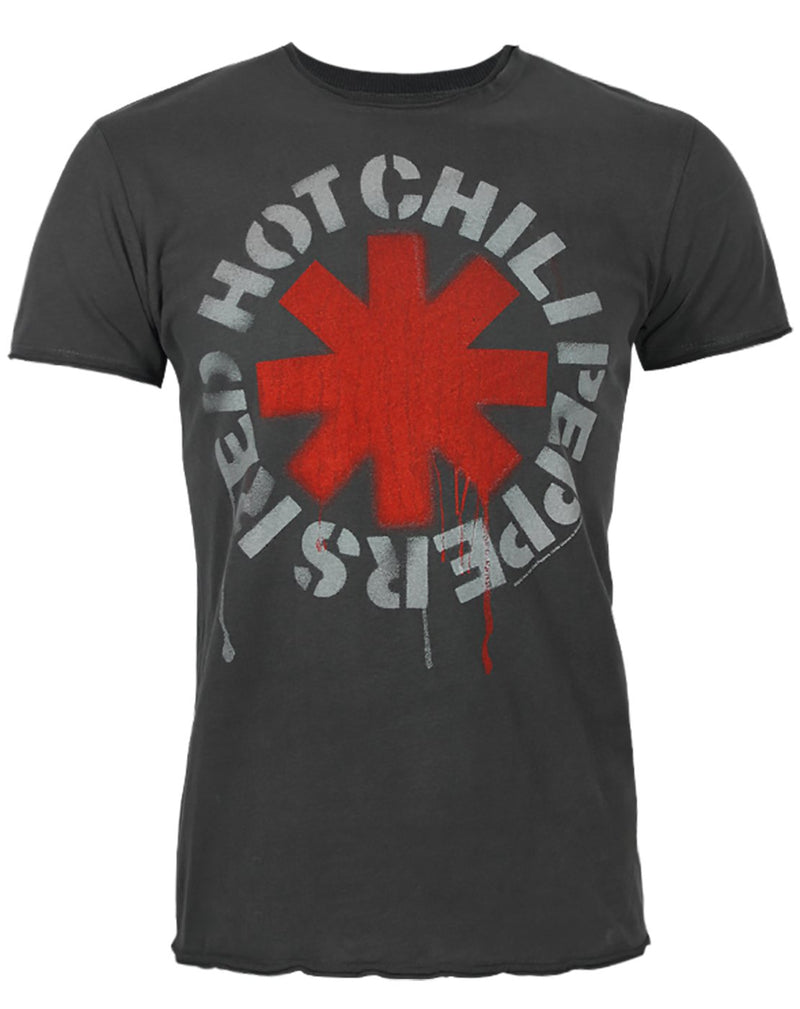 Amplified Red Hot Chili Peppers Men's T-Shirt