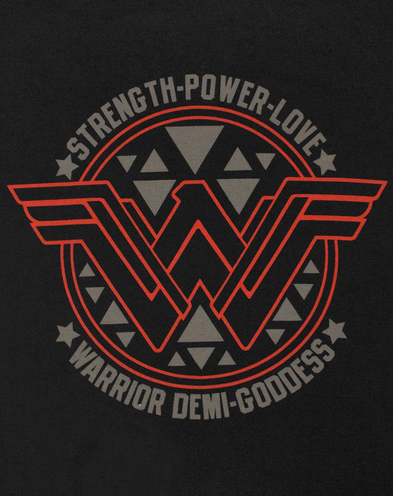 Batman VS Superman Wonder Woman Symbol Women's Vest