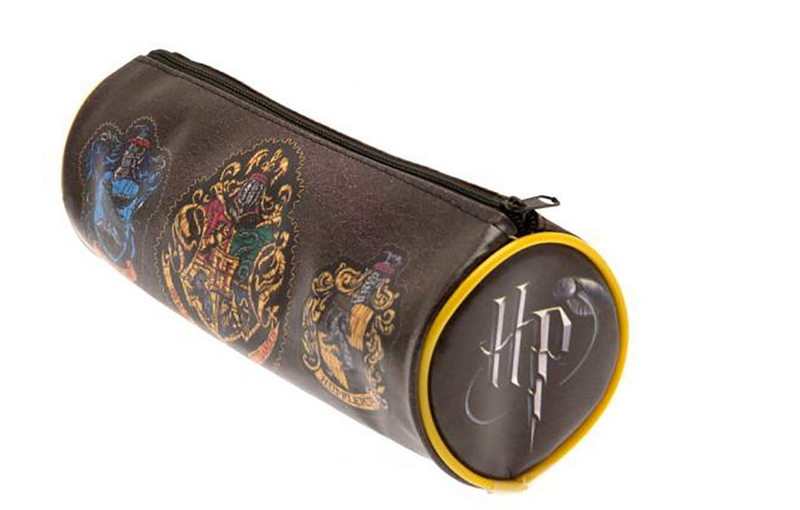 Harry Potter Hogwarts House Crests Pencil Case