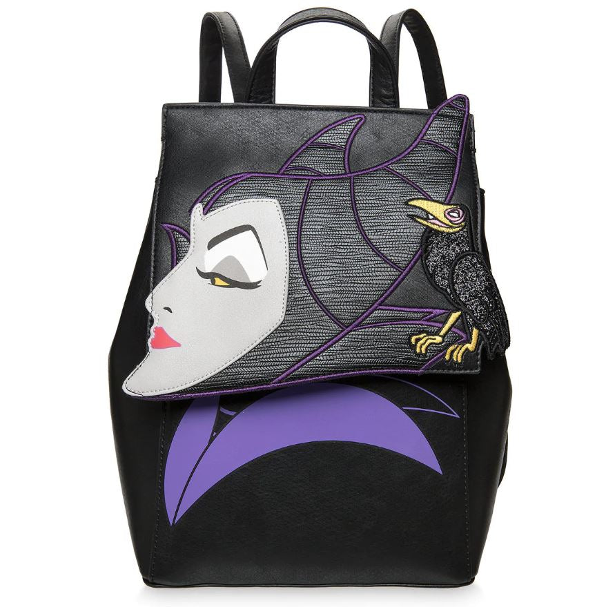 Danielle Nicole Disney Sleeping Beauty Maleficent Designer Backpack