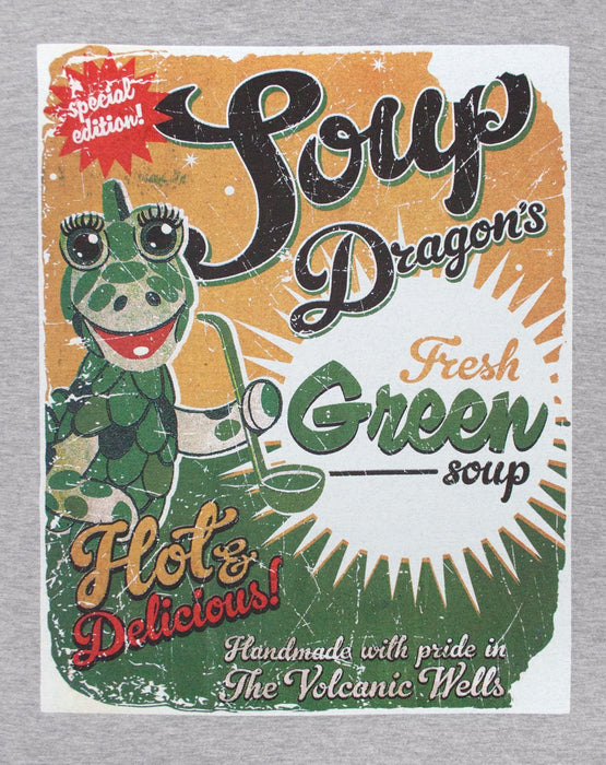 Clangers Soup Dragons Green Soup Men's T-Shirt