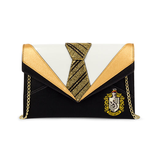 Danielle Nicole Harry Potter Hufflepuff Uniform Clutch Bag