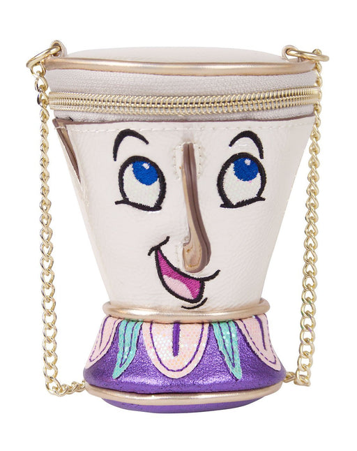 Danielle Nicole Disney Beauty and the Beast Chip Bag