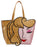 Danielle Nicole Disney Sleeping Beauty Tote Bag