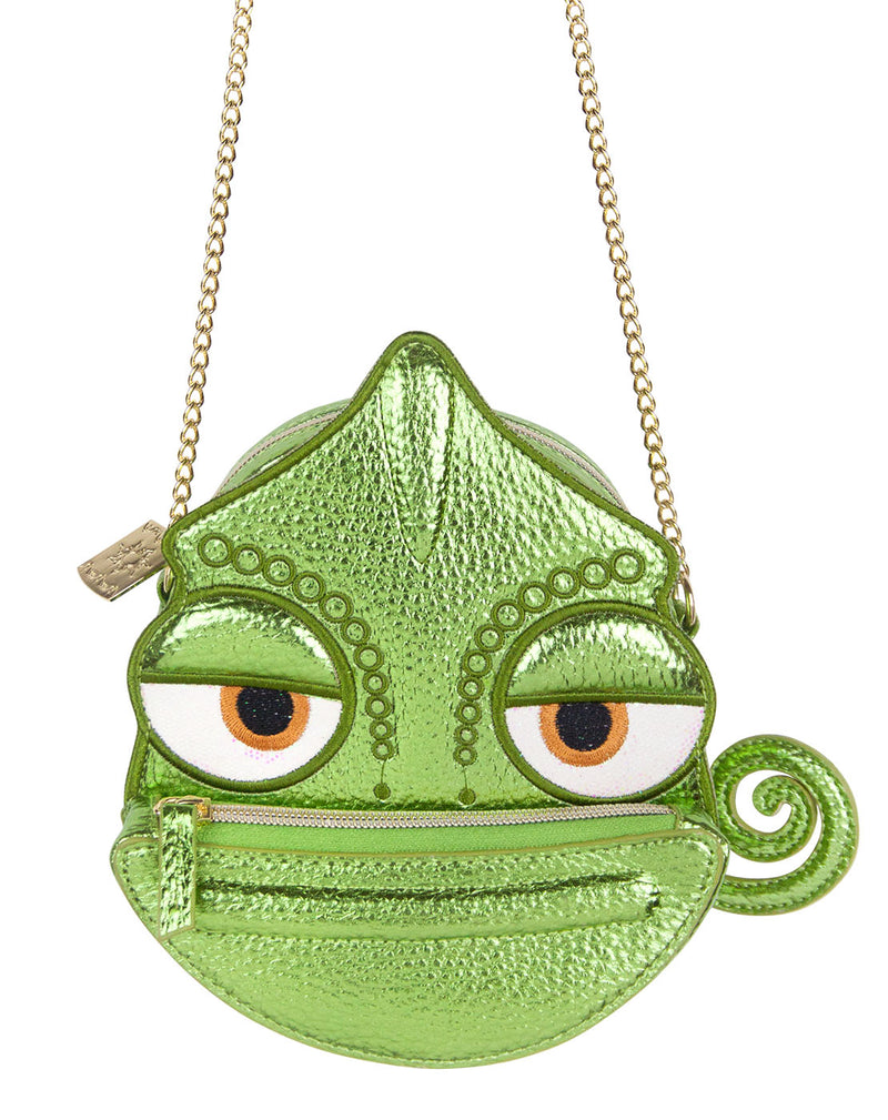 Danielle Nicole Disney Tangled Pascal Cross body Bag