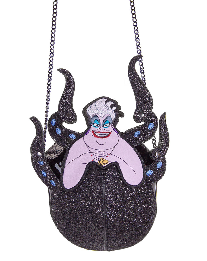 Danielle Nicole The Little Mermaid Ursula Cross Body Bag