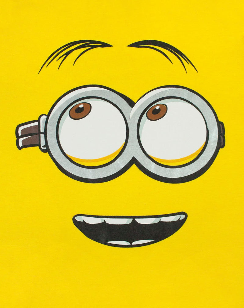 Despicable Me Minion Face Boy's Pyjamas