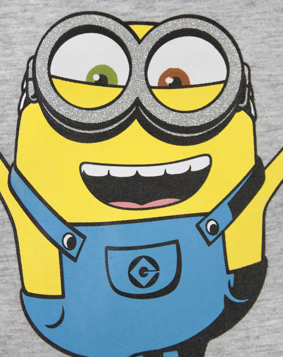 Despicable Me Yellow Bello Minion Girl's Pyjamas