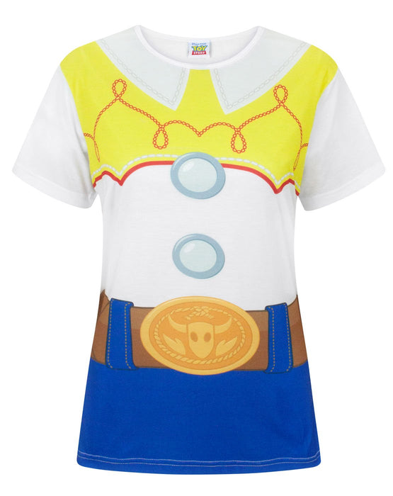 d6cd74b3 Disney Toy Story Jessie Costume Women's T-Shirt — Vanilla Underground