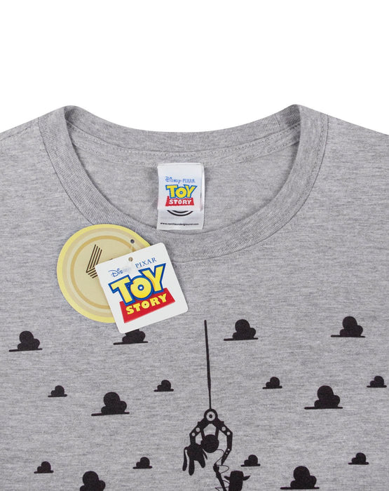 Disney Toy Story The Claw Men's T-Shirt