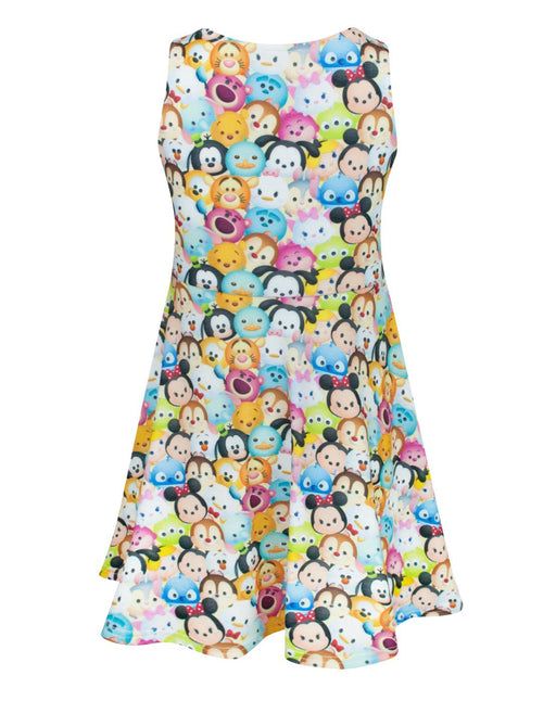 Disney Tsum Tsum Girl's Skater Dress