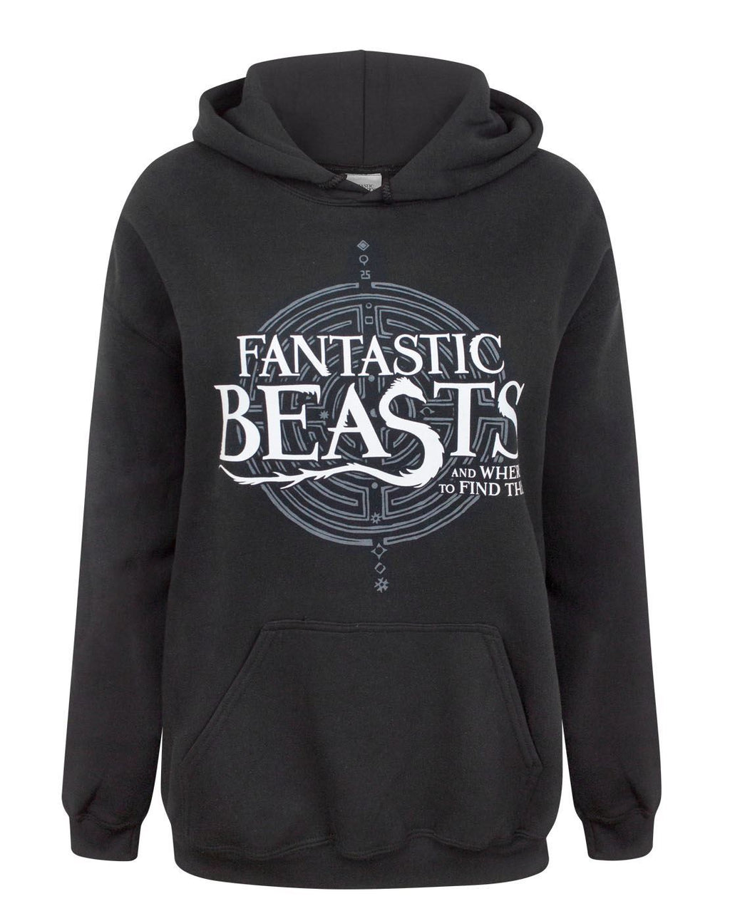 Fantastic Beasts And Where To Find Them Logo Women's Hoodie