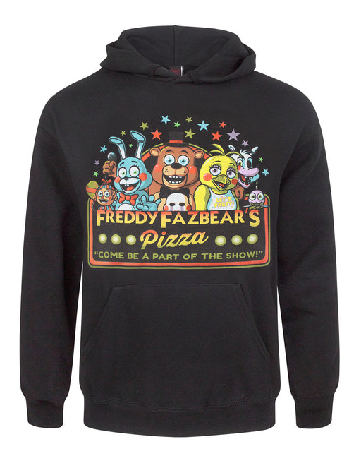 Five Nights At Freddy's Part Of The Show Men's Hoodie