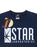 The Flash TV STAR Laboratories Navy Sweatshirt