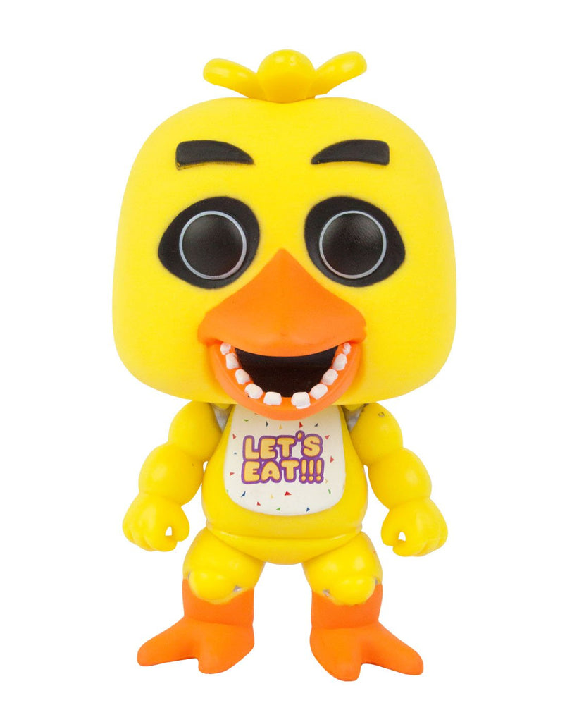 5 Nights At Freddy's Chica funko pop! five nights at freddy's chica vinyl figure