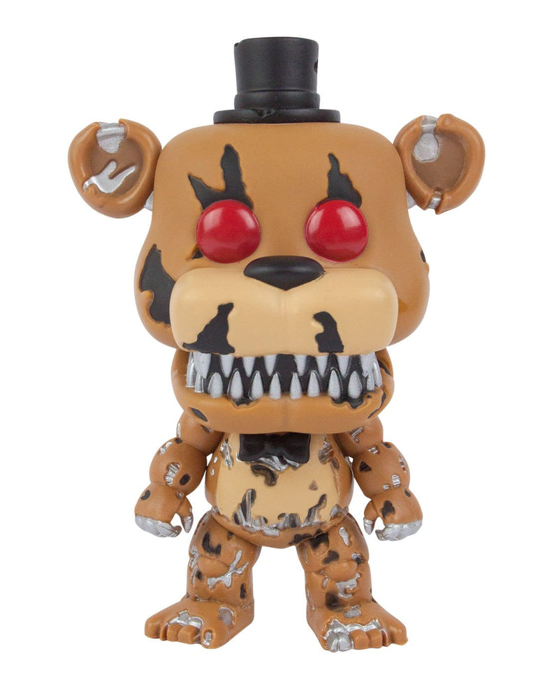 Funko Pop! Five Nights at Freddy's Nightmare Freddy Vinyl Figure