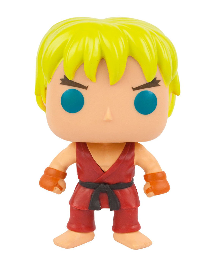 Funko Pop! Street Fighter Ken Vinyl Figure